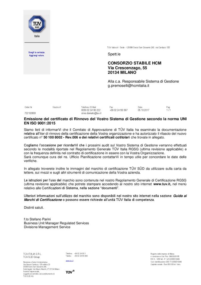 lettera consorzio hcm-001
